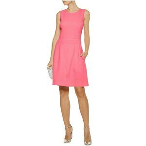 French Connection Pink Midi dress